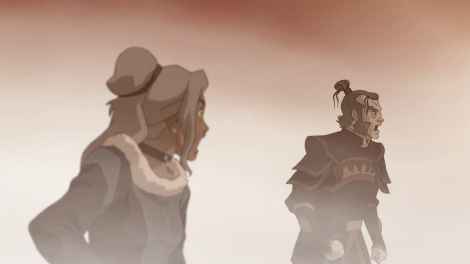 From the look on Kya's face, Zhao isn't exactly a stranger to her. [piandao.org]