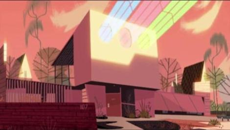 The house looked cool too. [powerpuff.wikia.com]
