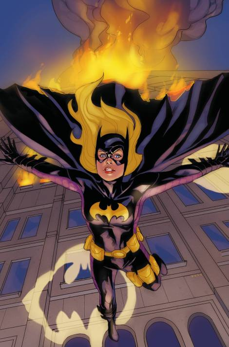 Like a lot of New 52 rage, this particular post was inspired by Stephanie Brown. [comicsmastersonline.com]