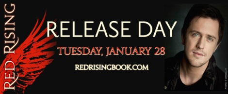 Red Rising Release Day