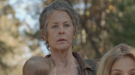 It was so good to see Carol back that I almost forgot Tyreese is probably going to kill her himself when he finds out what she did to Karen.