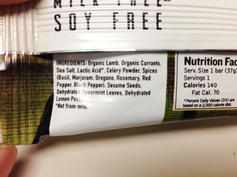 Check out the ingredients list.
