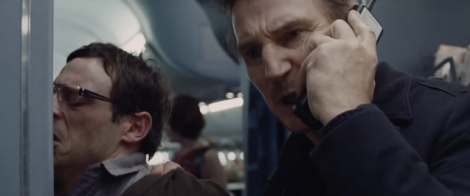 Liam Neeson being angry...uh oh.