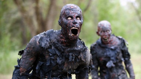 These walkers were disgustingly awesome.