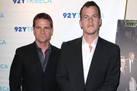 Jonathan Nolan & co-creator Greg Plagerman