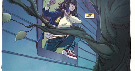 You can, Kamala. You totally can be everything you want to be and more. [Comics Alliance]