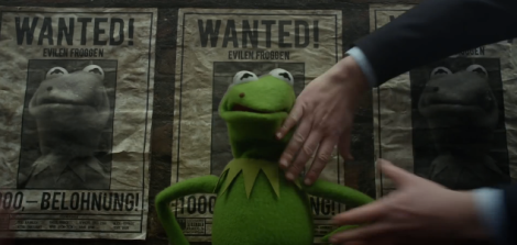 No! Kermit! Don't take him away...he's the real one!