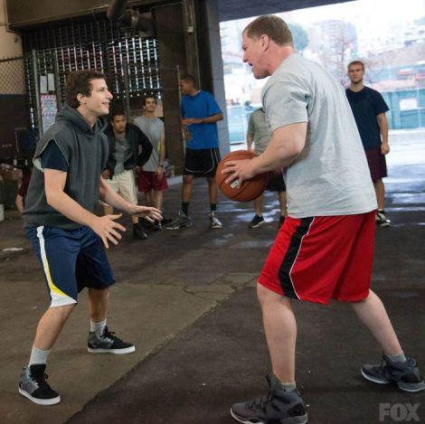 I mean really, Jake. You failed at his basketball game. [fox.com]