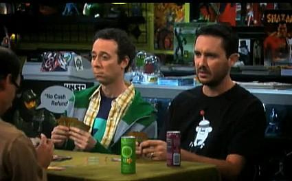 On The Big Bang Theory