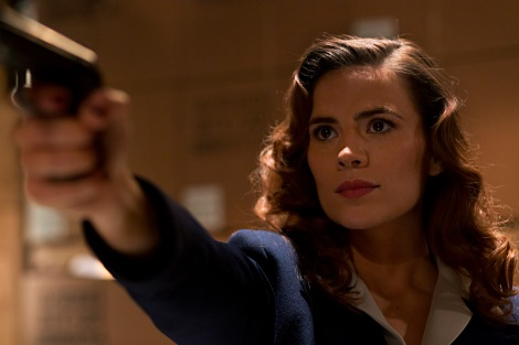 Peggy Carter does not have time for this crap. [deadline.com]