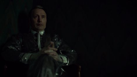Daily reminder that Hannibal murders and eats people