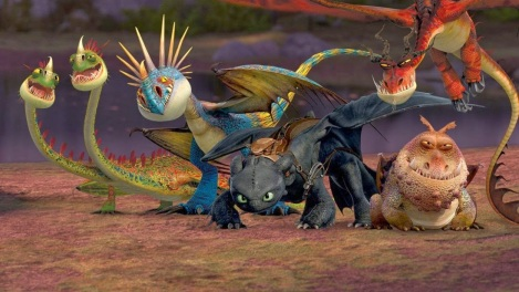 These dragons are so unique with all their idividual abilities.