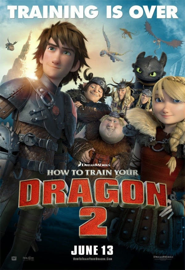 How To Train Your Dragon 2 Is A Non Stop Flight Of Fun Nerdophiles