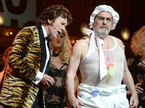 Also: Terry Gilliam dressed as a baby. [npr.com]