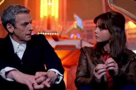 """""""Clara tell me, am I a good man?"""""""
