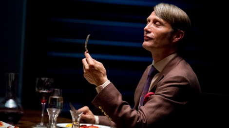 I hope everyone who didn't vote for Hannibal gets eaten