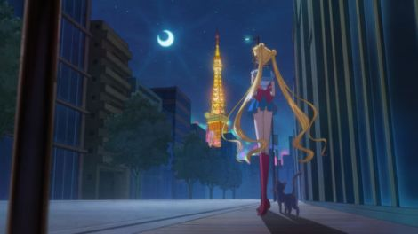 The animators have given much greater attention to location and background detail.