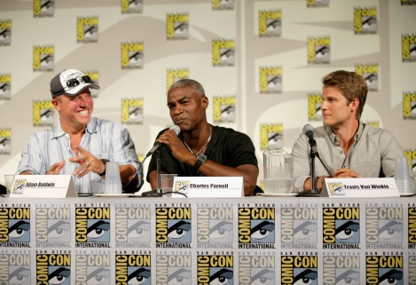 "TNT At Comic-Con International: San Diego 2014 - ""The Last Ship"" Panel"
