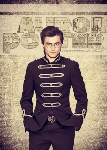 auror harry potter