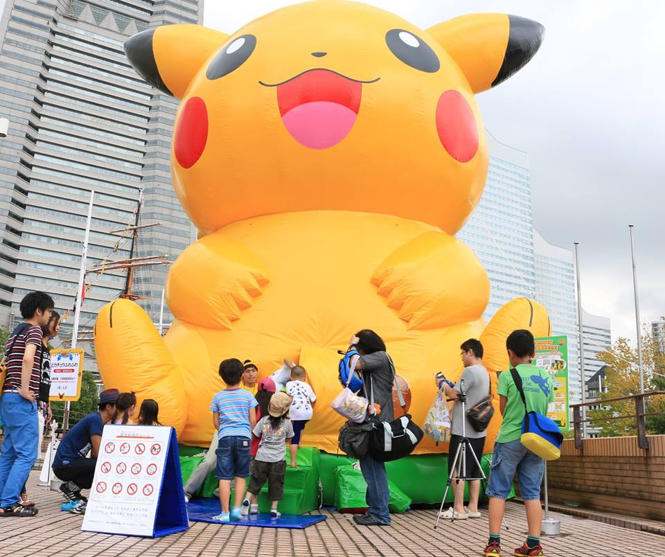 how to get japan event pokemon