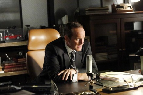 Director Coulson at the helm. [ABC]