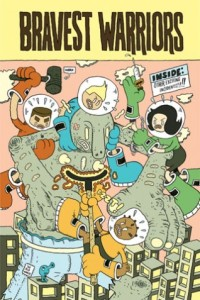 cover bravest warriors