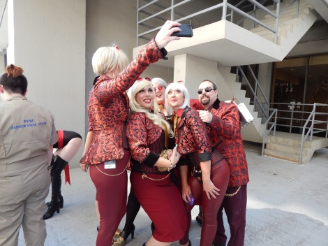 Hannibal Selfie!