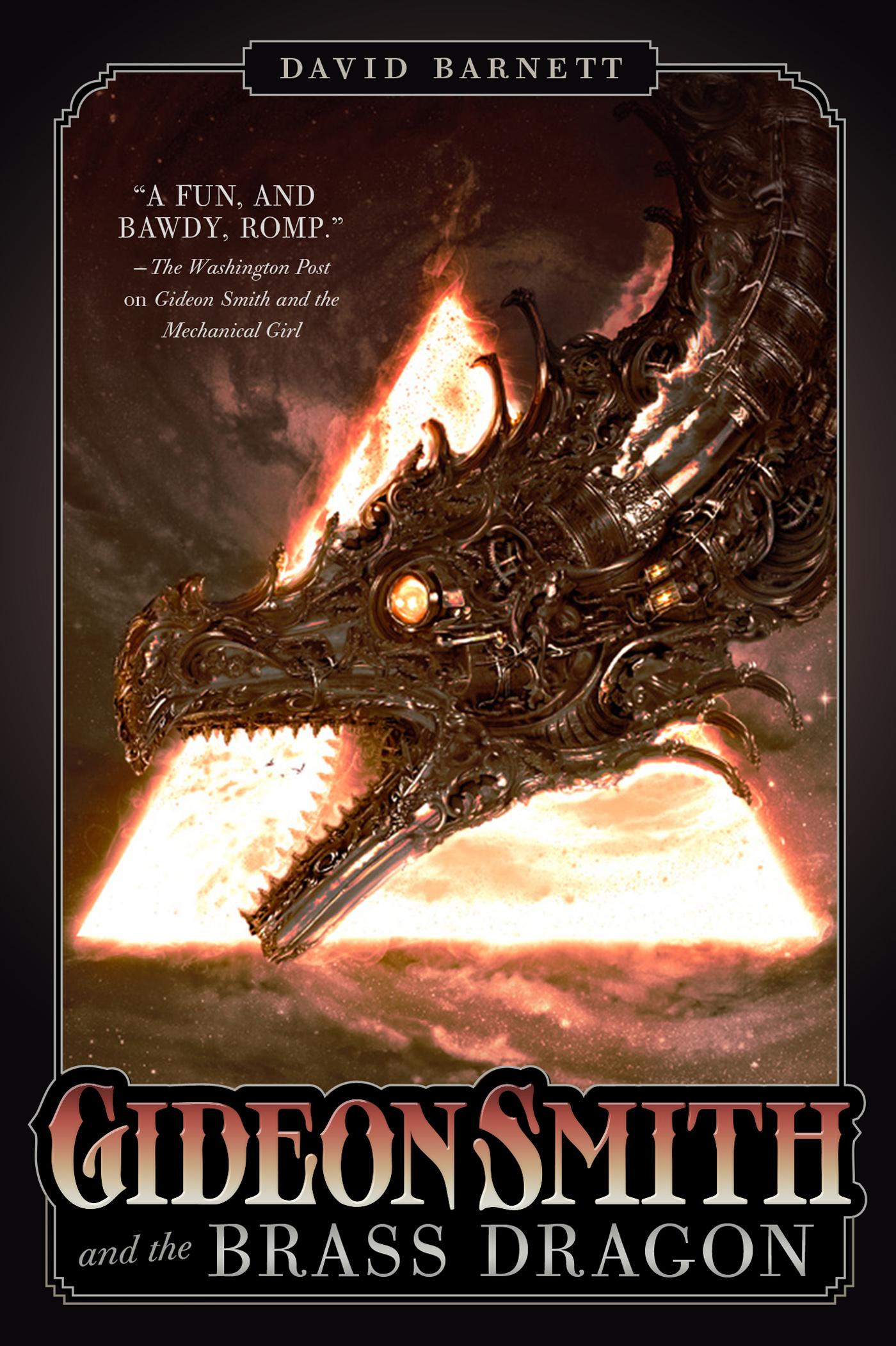 gideon smith and the brass dragon  u2014 nerdophiles