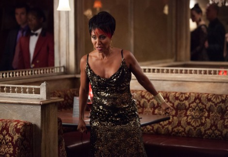 How can you not love Fish Mooney? [© 2014 Fox Broadcasting Co. Cr: Jessica Miglio/FOX]