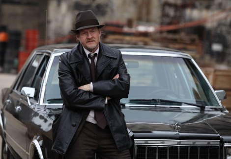 I also hope we see a lot more of Harvey Bullock because Donal Logue's shift between trying to be a dirty cop and also trying to care for Jim is fabulous.