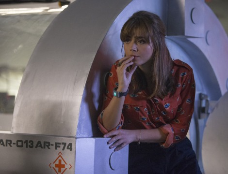 Clara has experienced significant character growth in the first two episodes of series 8. What does her future hold?