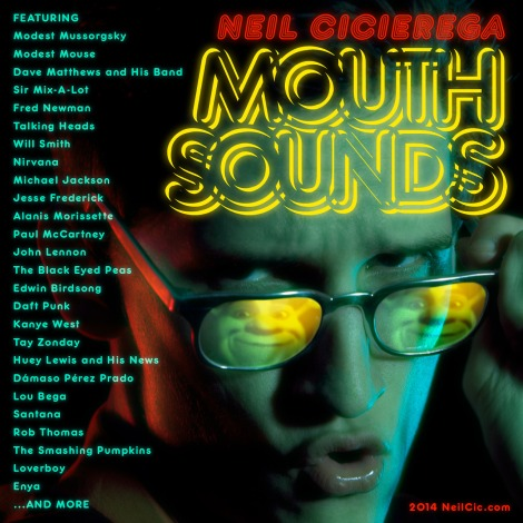 mouth sounds cover