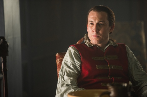 Oh if Hoster could see you now, Edmure. [STARZ]