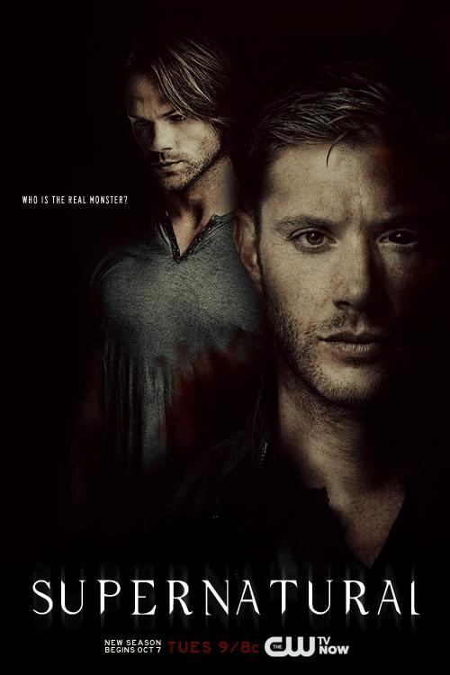 Supernatural Season 9 Promo Poster | www.imgkid.com - The ...