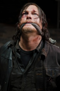We will forever be in 'If Daryl dies, we riot' mode. But this picture makes me nervous... [AMC]