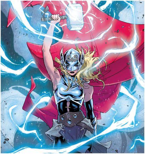Thor revealed