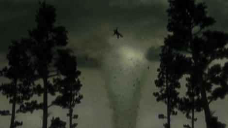 It's a freakin' Znado which is about 20% more awesome - and probably even slightly more realistic - than a Sharknado. [SyFy]